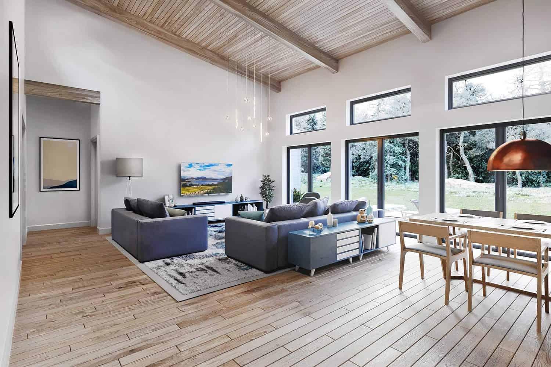 Truoba 118 living room