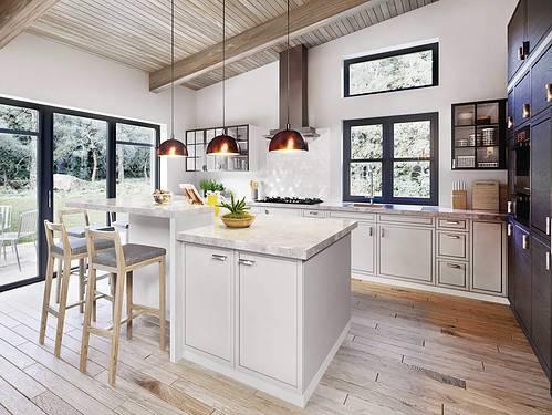Truoba 118 kitchen design