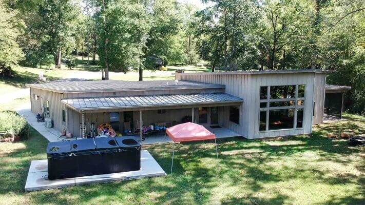 Truoba built house in Tennessee