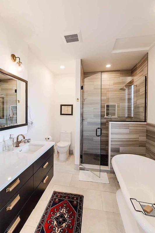 Truoba master bathroom
