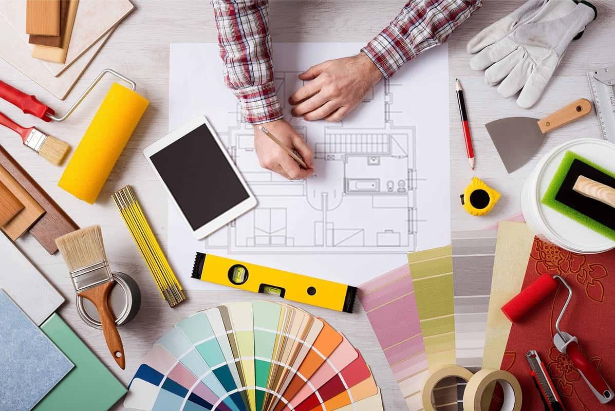 designing house
