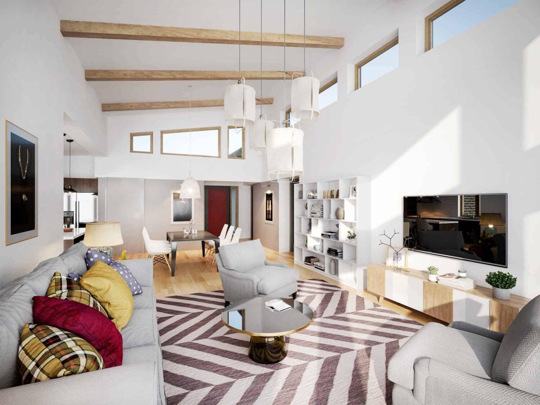Truoba 218 living room