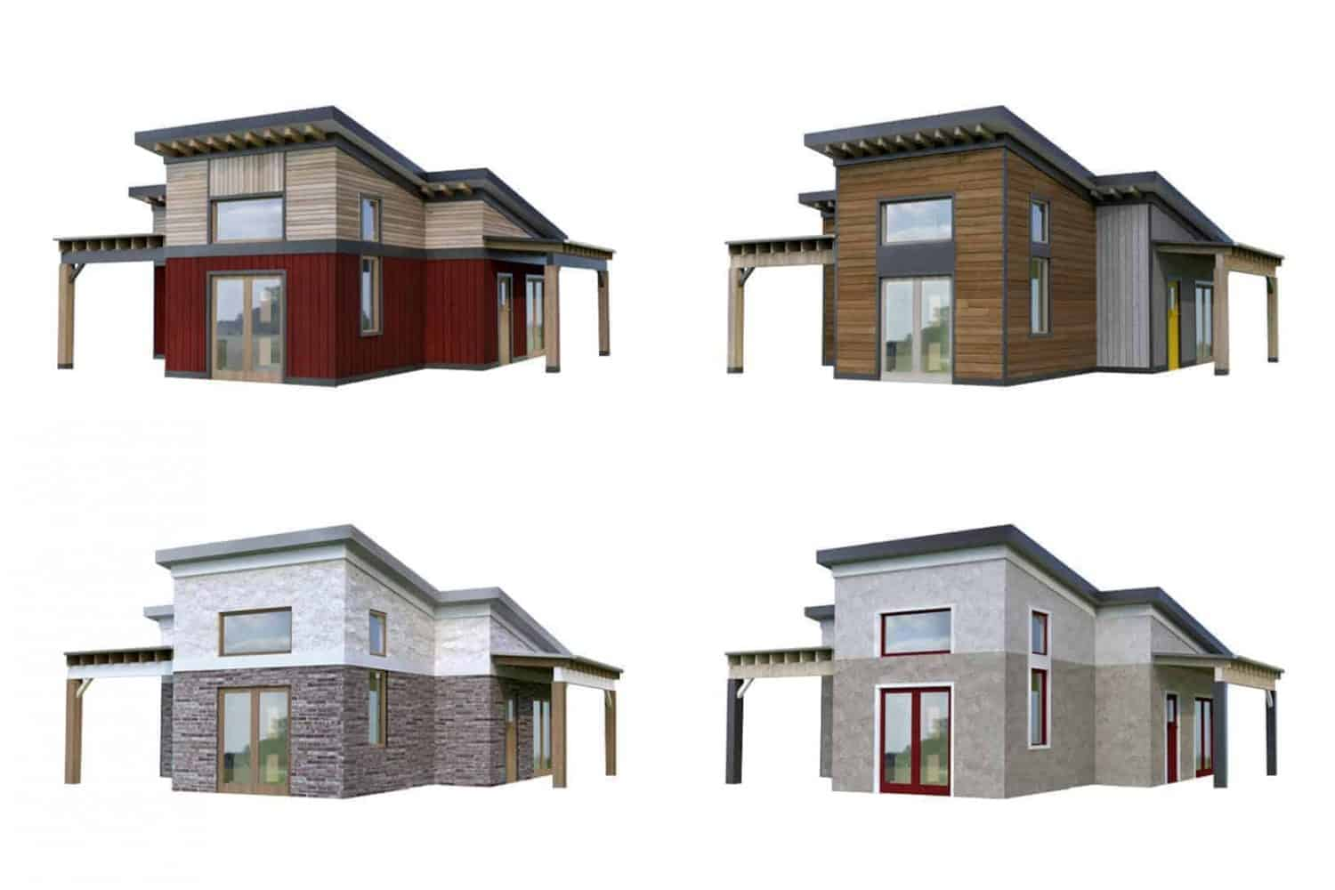 Guest house plans examples