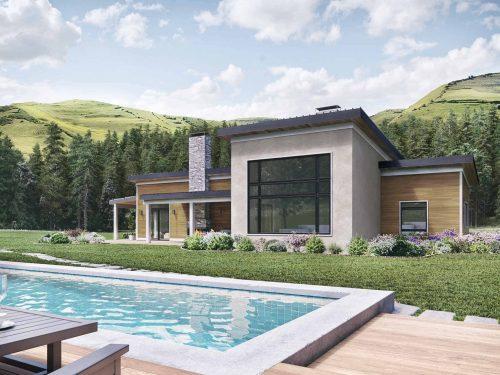 Unique House Plans Designed To Express Distinctive Style