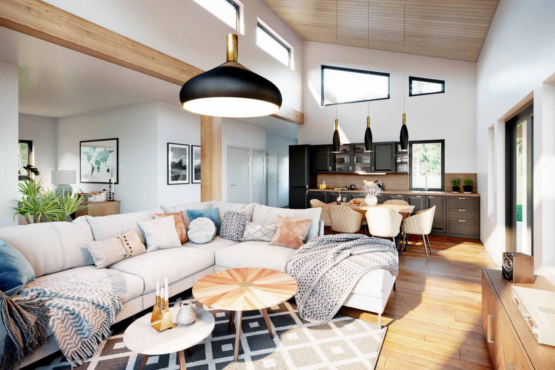Truoba Mini 419 small house plans
