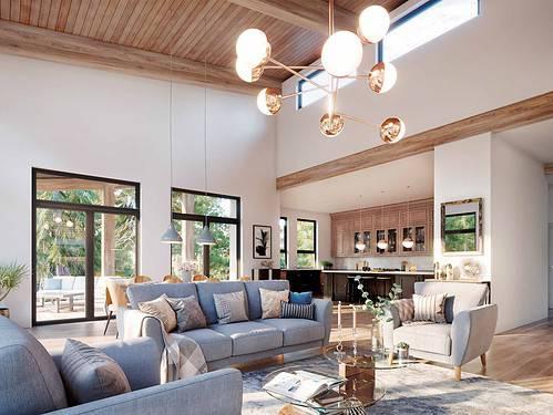 Truoba Class 519 living room