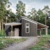 Truoba Mini 220 shed house elevation
