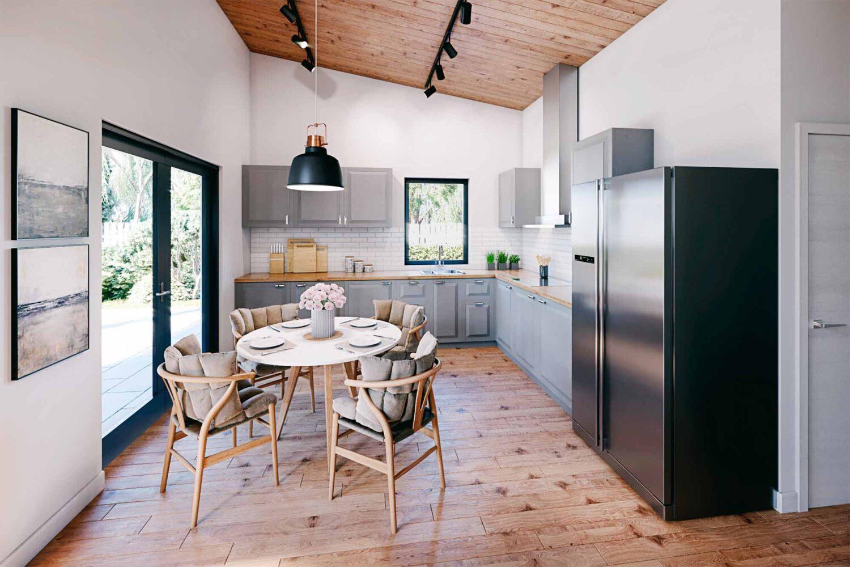 Truoba Mini 219 2 bedroom house plans