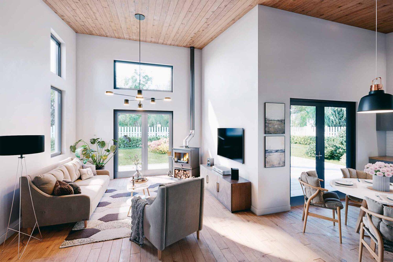 Truoba Mini 219 small house plans