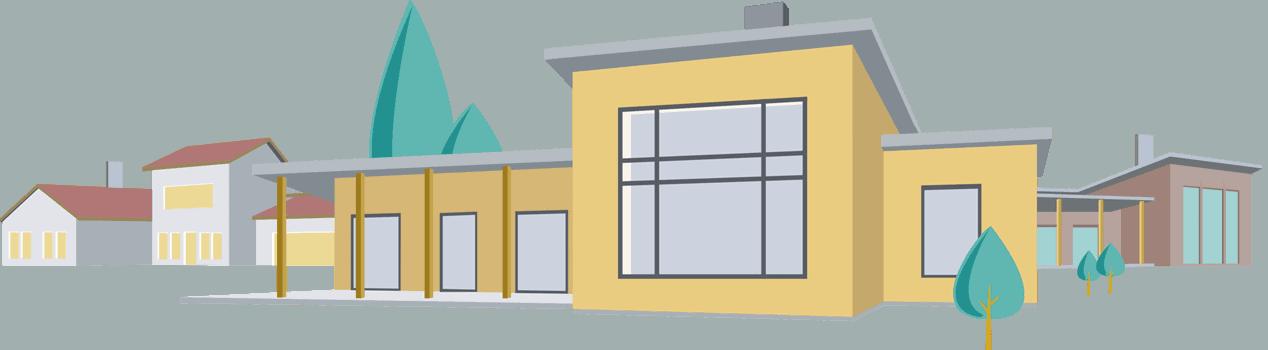 Truoba house elevations