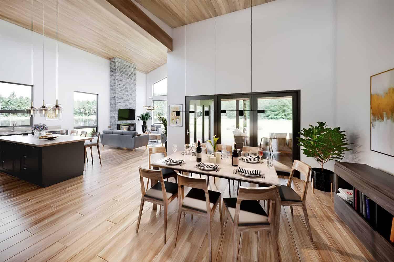 Truoba 320 dining room