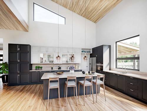 Truoba 320 kitchen