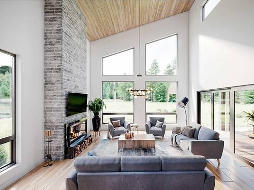 Truoba 320 living room