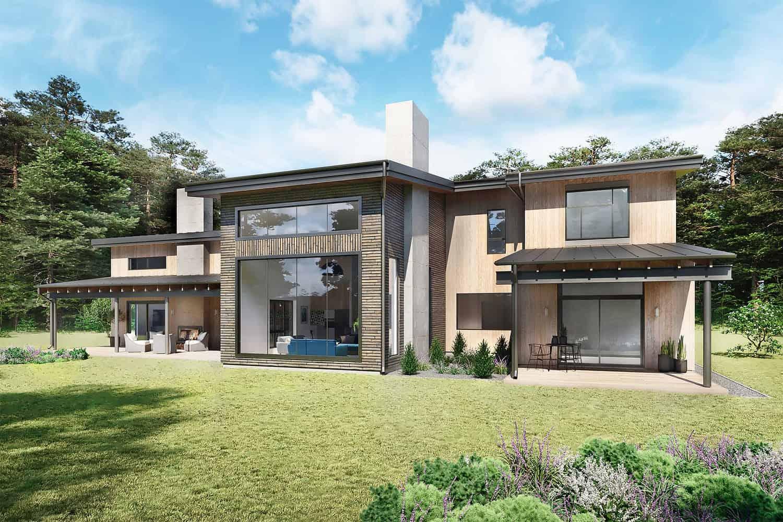 Truoba Luxury House Plans