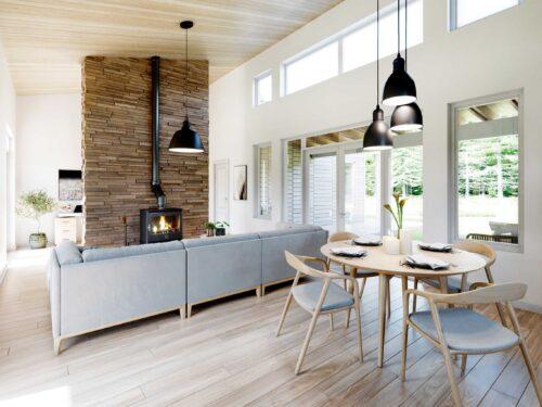 Truoba Mini 721 living room